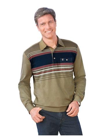Hajo Poloshirt mit Knopfleiste kaufen