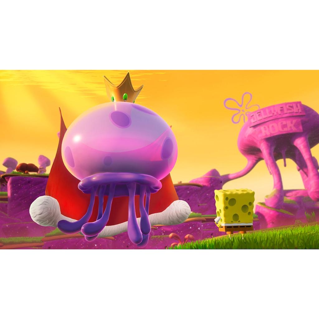 THQ Nordic Spiel »Spongebob SquarePants: Battle for Bikini Bottom«, Nintendo Switch