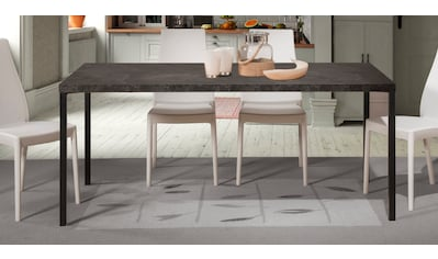 Home affaire Esstisch »Parma«, mit einer 4 cm starke Tischplatte, im hochwertigen... kaufen