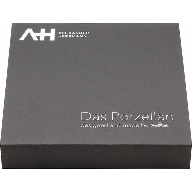 "Alexander Herrmann Frühstücks-Set ""GOURMET Linie"" (8-tlg.), Porzellan"