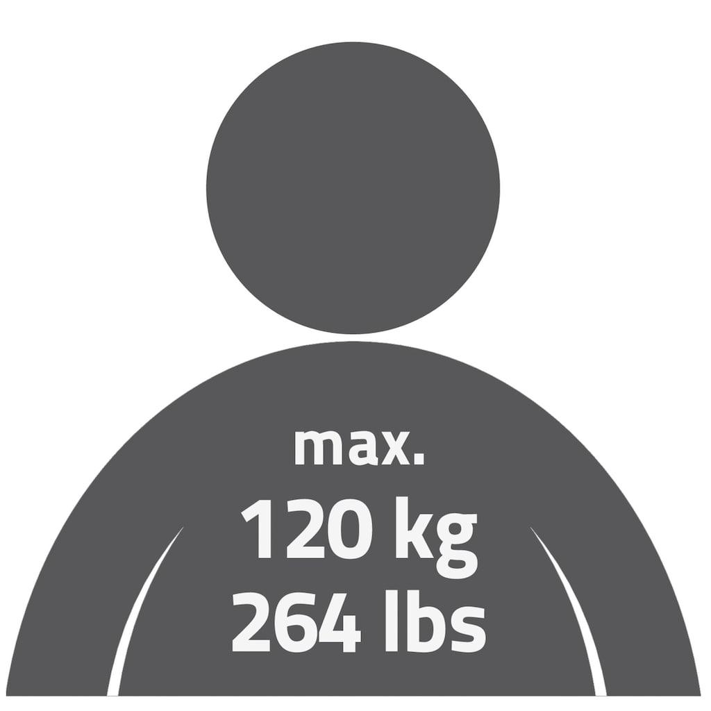 Ridder Haltegriff »Premium«, belastbar bis 120 kg, Winkel-Sauggriff