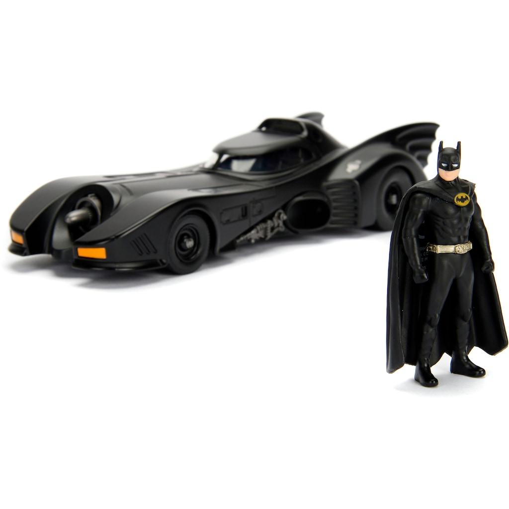 JADA Spielzeug-Auto »Batman 1989 Batmobil«