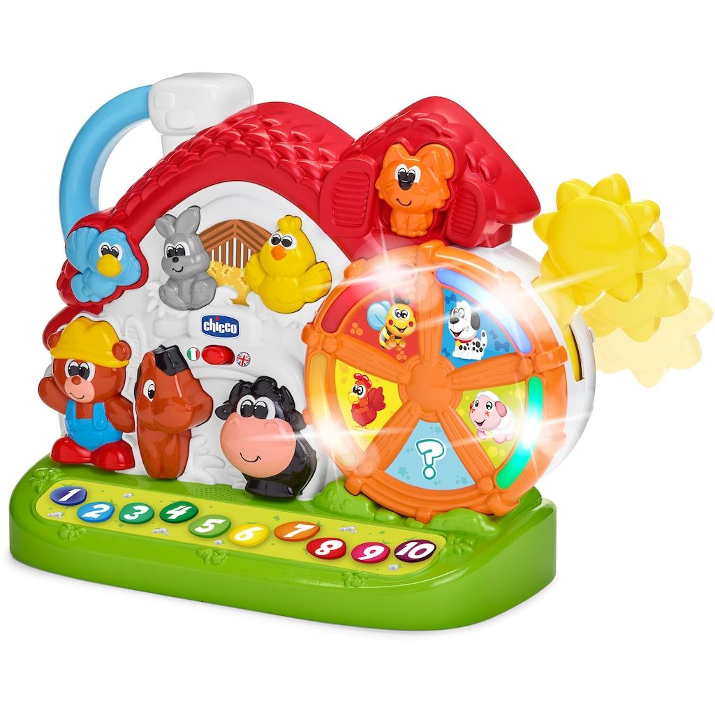 Chicco Lernspielzeug »Sprechende Farm (D/GB)«