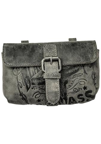 JACK'S INN 54 Gürteltasche »Rock«, Aus Leder immer individuell und garantiert ein... kaufen