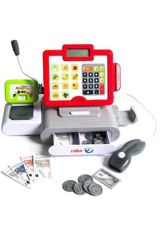 roba® Spielkasse »Kasse mit Spielgeld«, mit Licht und Sound kaufen