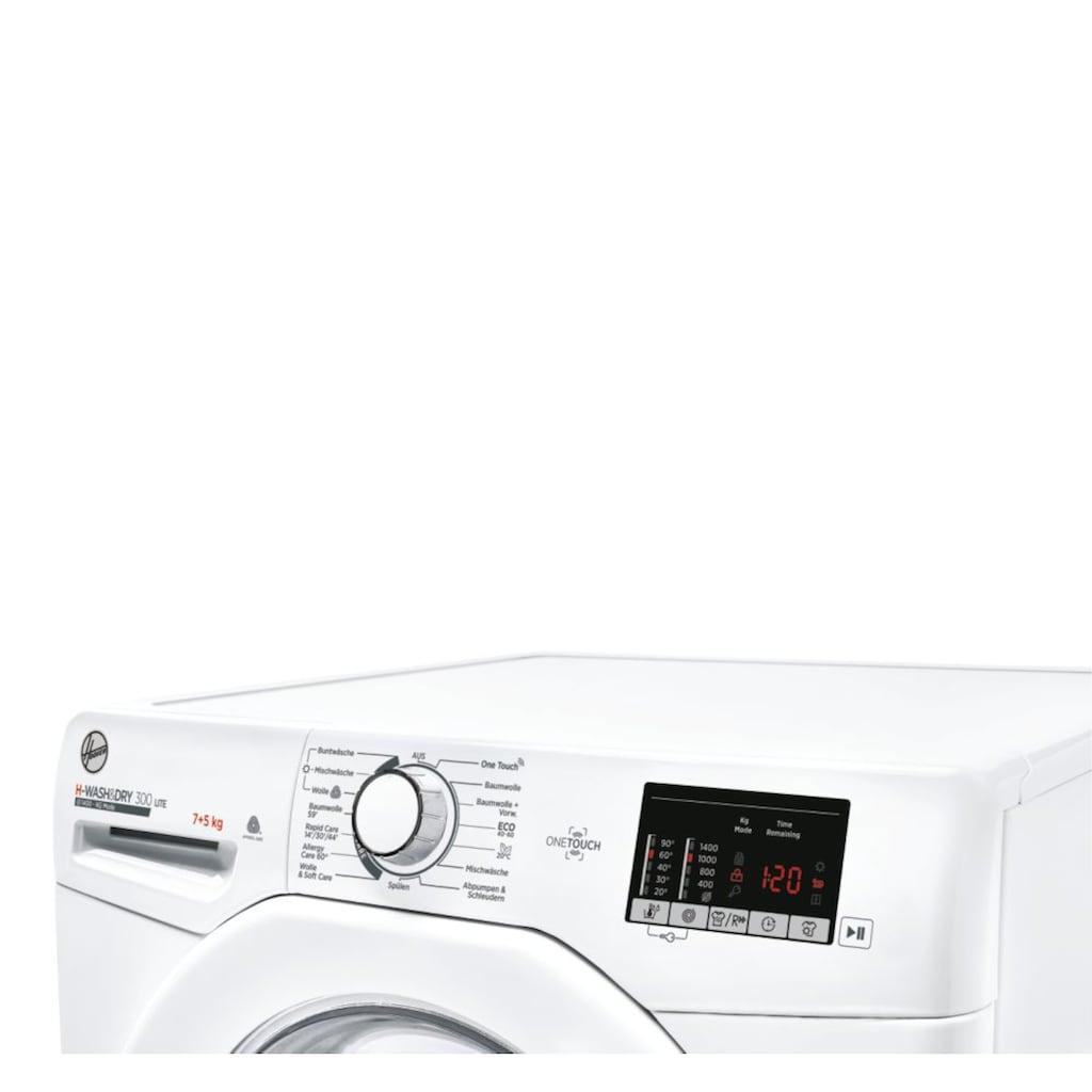 Hoover Waschtrockner »HLW3DQ4752DE-84«
