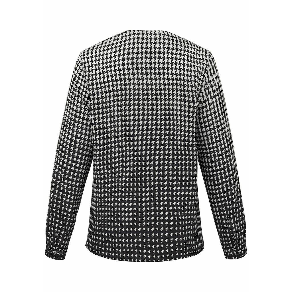 Emilia Lay Shirtbluse »aus 100% Seide«