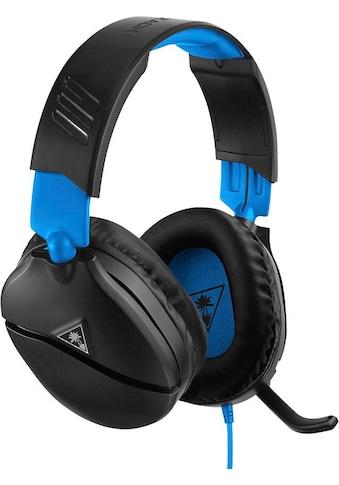 Turtle Beach »RECON 70 P für PS5, PS4 Pro und PS4 (Black)« Gaming - Headset kaufen