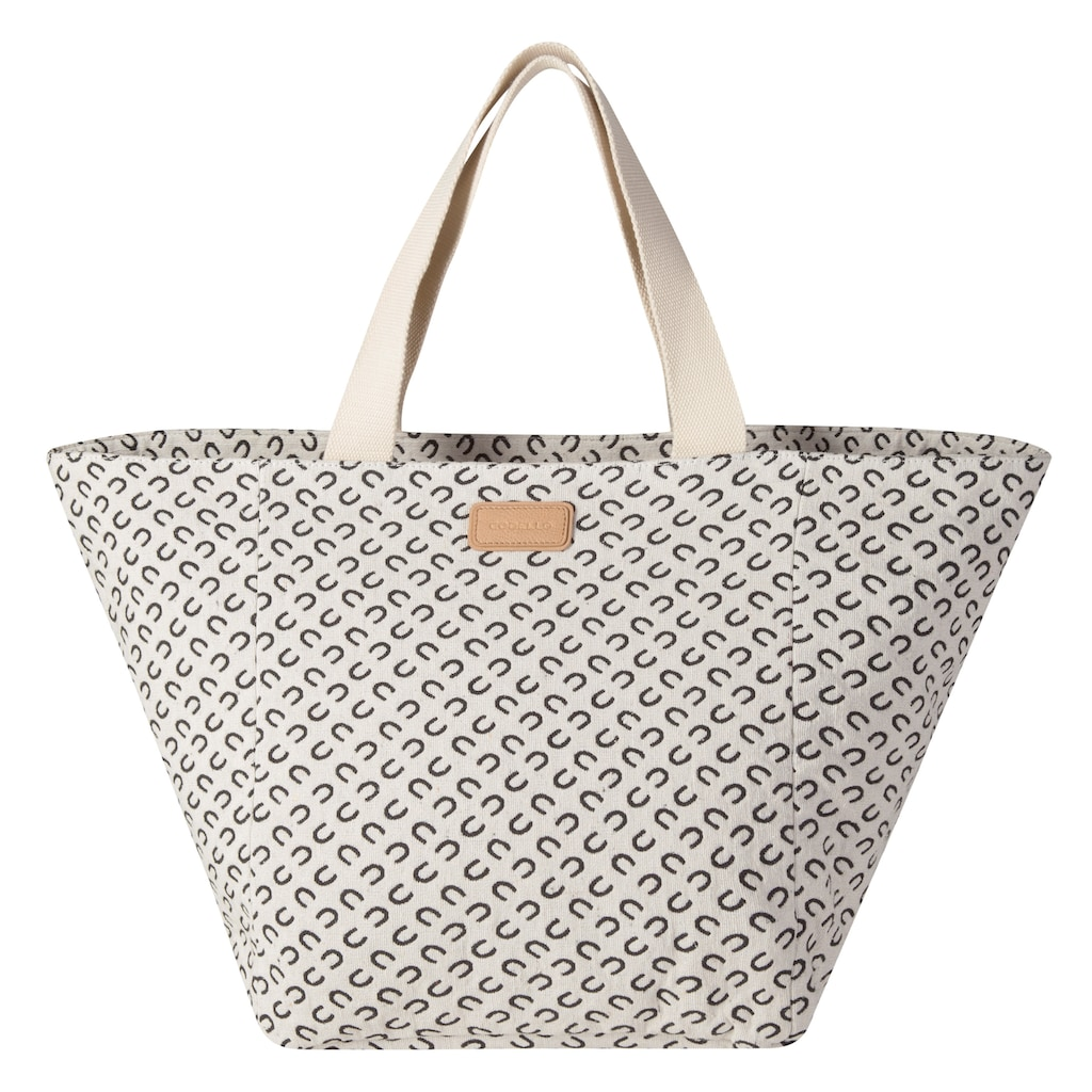Codello Limited Edition Logo-Shopper aus Canvas