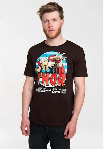 LOGOSHIRT T-Shirt mit coolem Superhelden-Frontprint kaufen