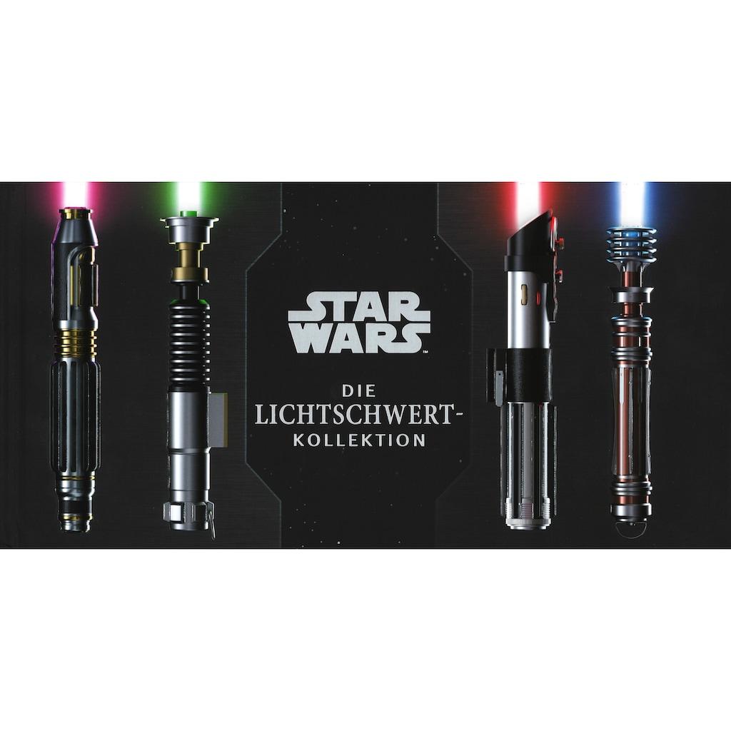 Buch »Star Wars: Die Lichtschwert-Kollektion / Daniel Wallace, Jan Dinter, Lukasz Liszko, Ryan Valle«