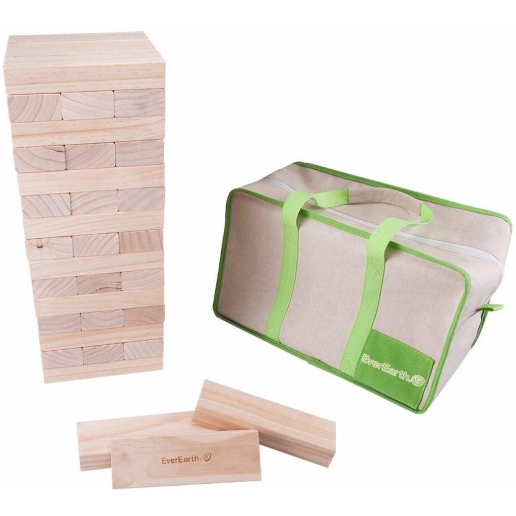 EverEarth® Spiel »Stapelspiel aus Holz«, FSC®-Holz aus gewissenhaft bewirtschafteten Wäldern