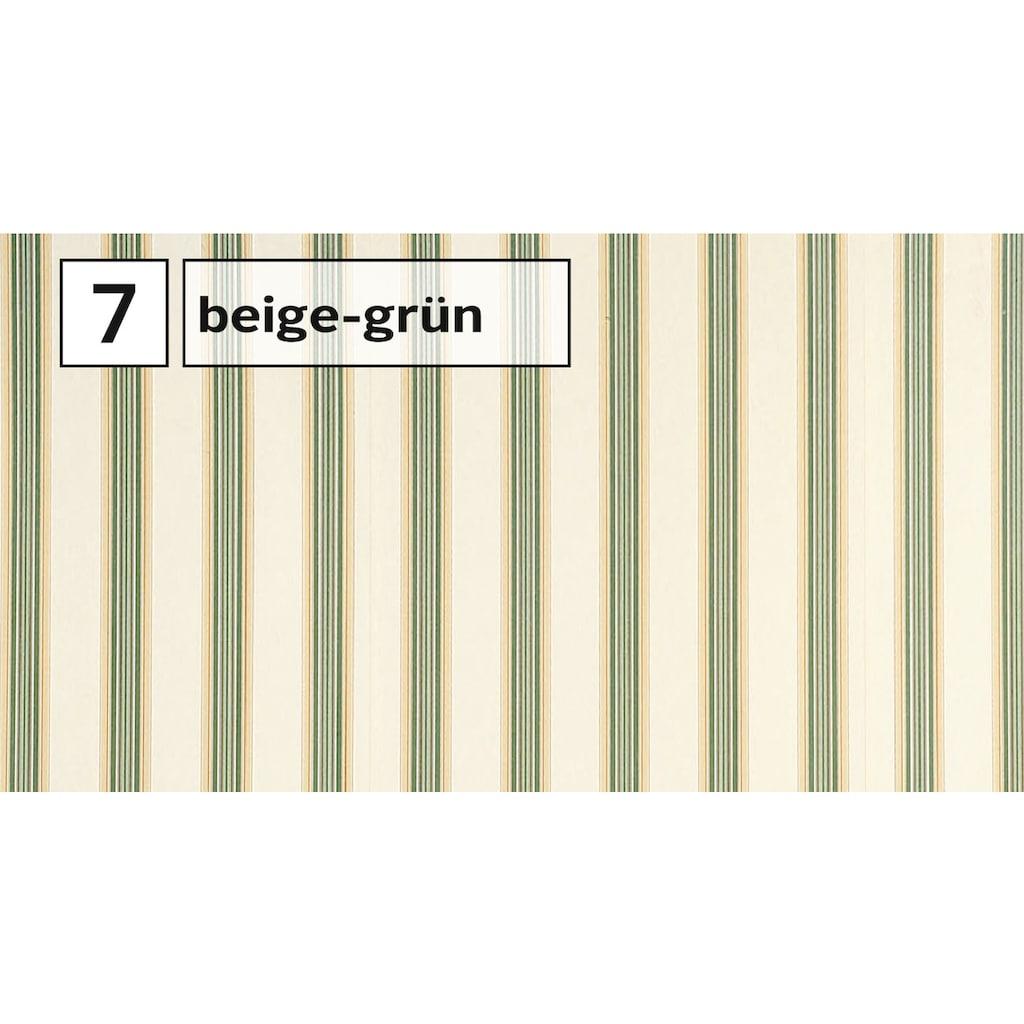 Wismar Gelenkarmmarkise, B: 500 cm, in versch. Ausfällen und Dessins