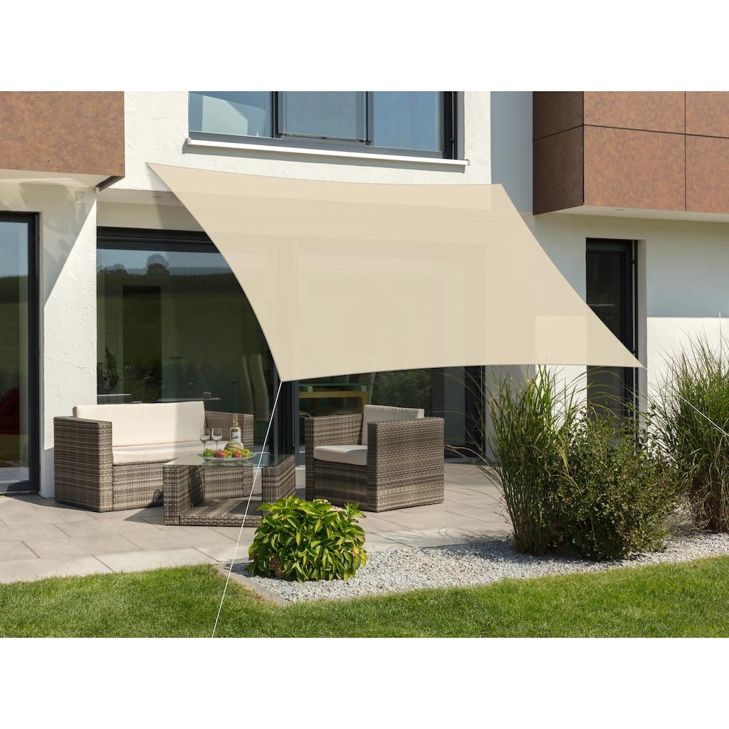 Schneider Schirme Sonnensegel »Lanzarote«, ca. 400 x 400 cm