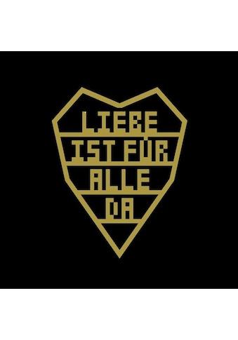 Musik-CD »LIEBE IST FUER ALLE DA (D / Rammstein« kaufen