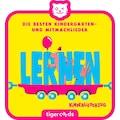 tigerbox Hörspiel »Die besten Kindergarten- und Mitmachlieder - Lernen«