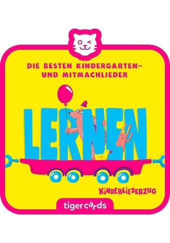 tigerbox Hörspiel, »Die besten Kindergarten -  und Mitmachlieder  -  Lernen« kaufen