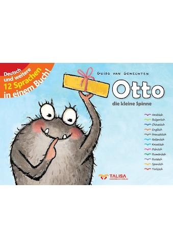 Buch »Otto - die kleine Spinne / Aylin Keller, Guido van Genechten, Guido van Genechten« kaufen