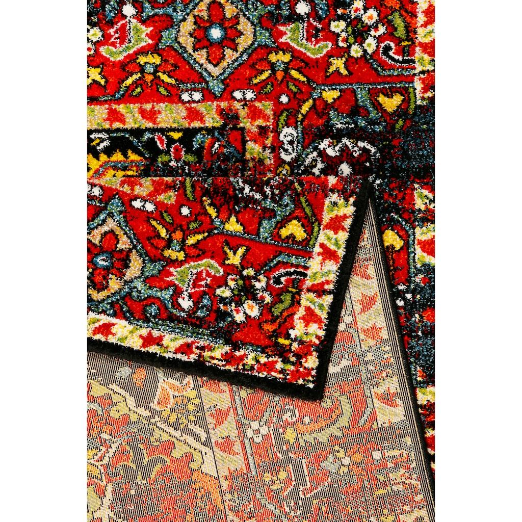 Wecon home Teppich »Heritage«, rechteckig, 13 mm Höhe, Wohnzimmer