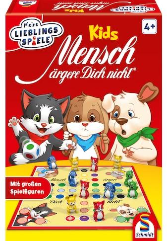 """Schmidt Spiele Spiel, """"Mensch ärgere dich nicht® Kids"""" kaufen"""