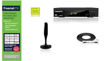 Microelectronic m4Hd IR DVB - T2 inklt. freenetTV und Micro A1000 Zimmerantenne kaufen