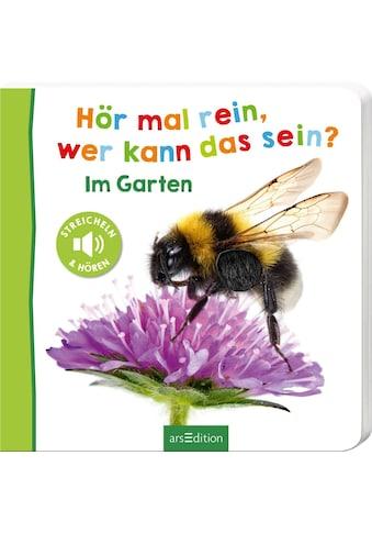 Buch »Hör mal rein, wer kann das sein? - Im Garten / DIVERSE« kaufen