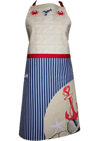 stuco Kochschürze »Nautica«, (1 tlg.) kaufen