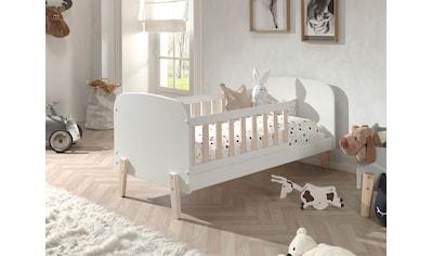 Vipack Kinderbett »Kiddy«, wahlweise mit Bettschubkasten kaufen
