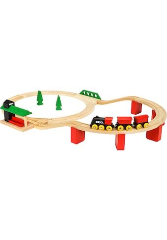 BRIO® Spielzeug-Eisenbahn »Classic Deluxe-Set«, FSC®-Holz aus gewissenhaft... kaufen