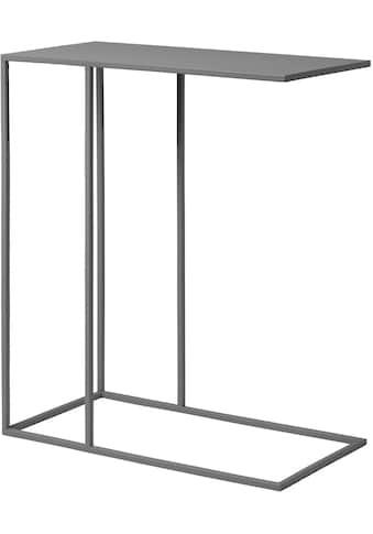 BLOMUS Beistelltisch »Beistelltisch -FERA- Steel Gray« kaufen