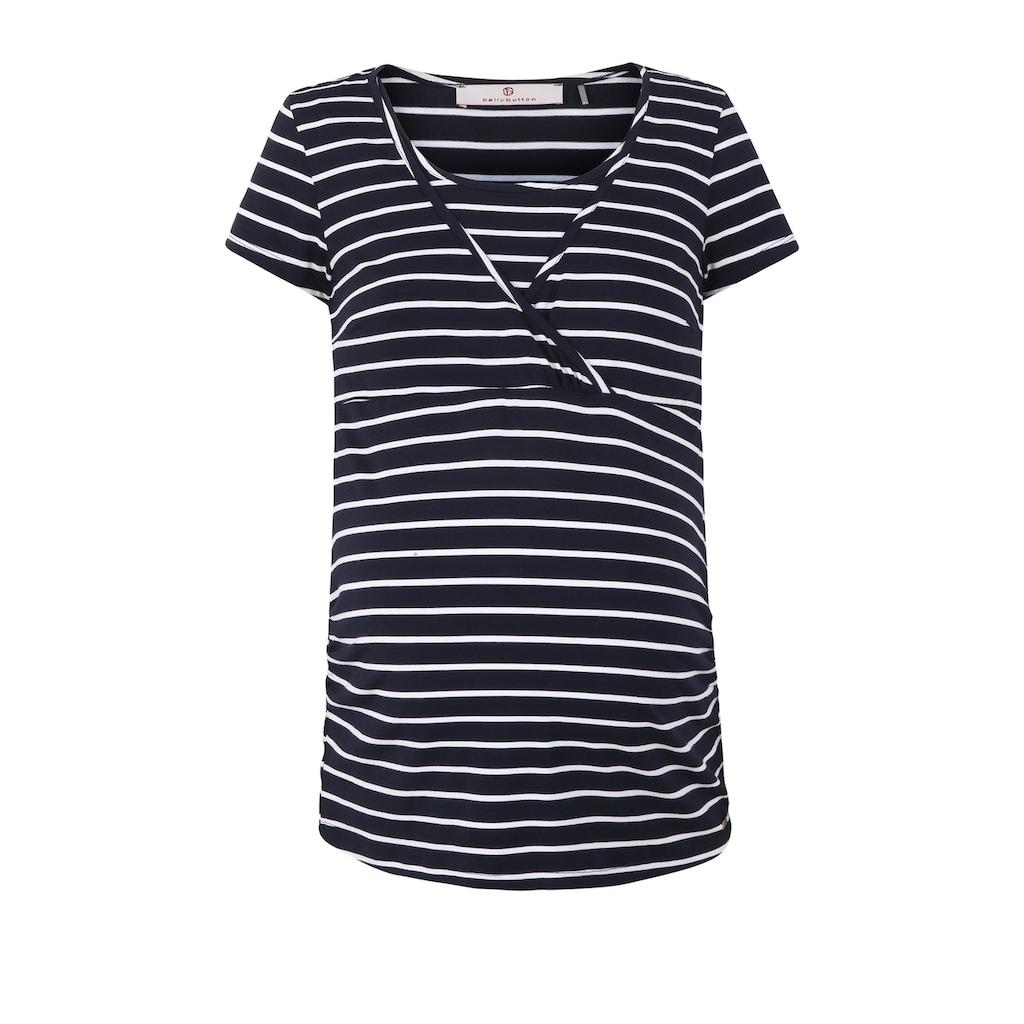 Bellybutton Umstandsshirt, Still-T-Shirt