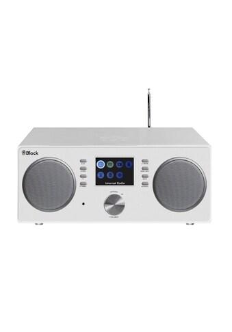 Block Internetradio, Speaker, WLAN, Bluetooth »Block CR - 20« kaufen