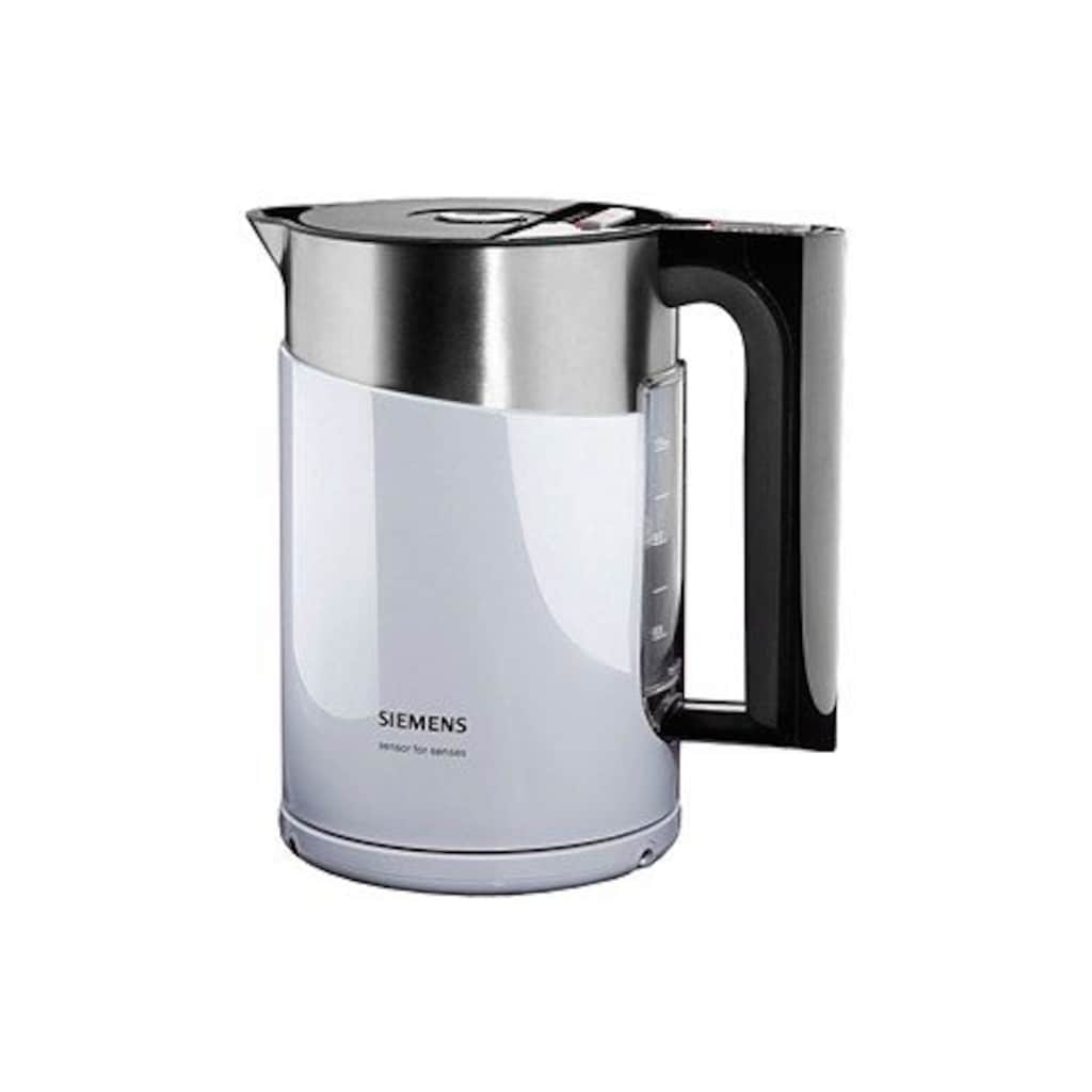 SIEMENS Wasserkocher »Sensor for Senses TW86105P«, 1,5 l, 2400 W