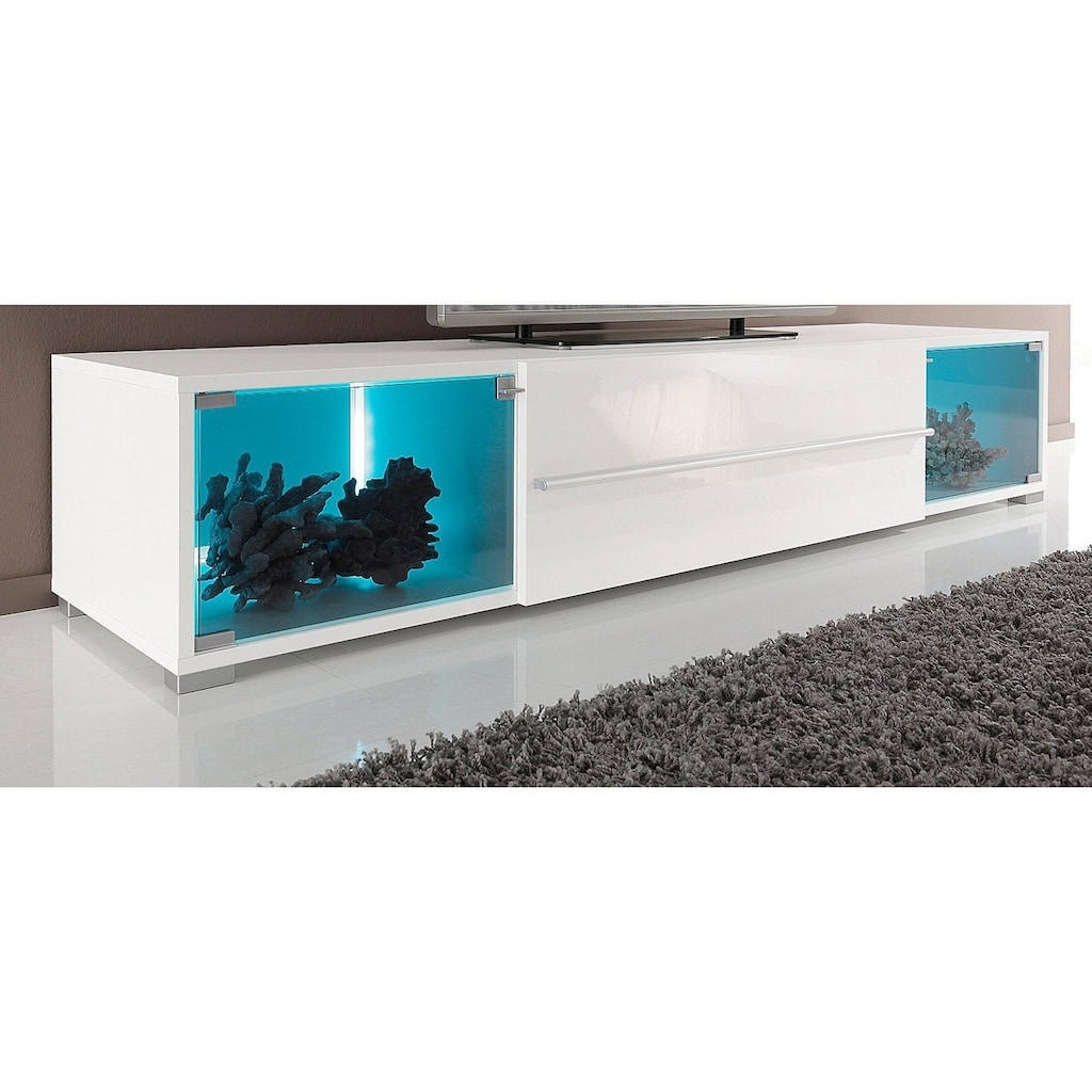 TV-Board »Aqua«, Breite 141 cm oder 161 cm