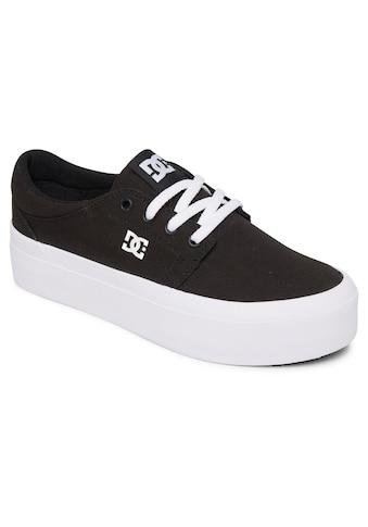 DC Shoes Sneaker »Trase Platform« kaufen