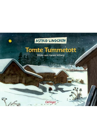 Buch »Tomte Tummetott / Astrid Lindgren, Harald Wiberg, Silke von Hacht« kaufen