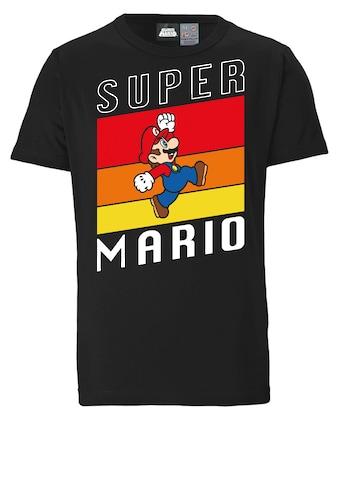 LOGOSHIRT T-Shirt »Super Mario«, mit lizenziertem Print kaufen