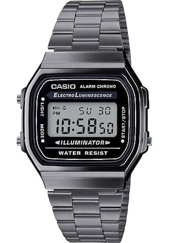 CASIO VINTAGE Chronograph »A168WEGG-1AEF« kaufen