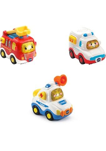 Vtech® Spielzeug-Auto »Tut Tut Baby Flitzer - Einsatzfahrzeuge« kaufen