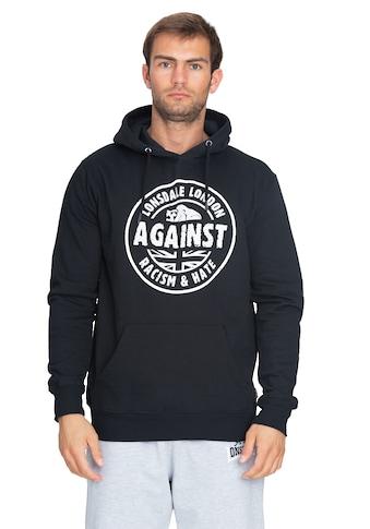 Lonsdale Kapuzensweatshirt »LINFORD«, mit tollem Frontprint kaufen