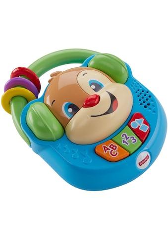 Fisher-Price® Lernspielzeug »Hündchens Musik-Player«, mit Licht und Sound kaufen