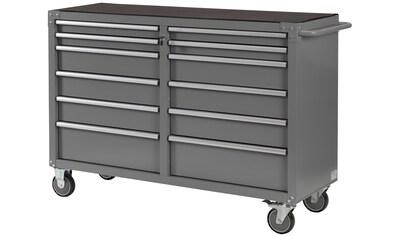 Profiwerk Werkstattwagen »Miami III«, 12 Schubladen, abschließbar, zur Selbstmontage kaufen