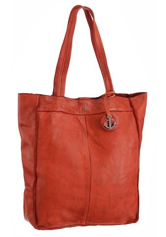 HARBOUR 2nd Shopper »Elbe 1«, aus Leder mit typischen Marken-Anker-Label und... kaufen