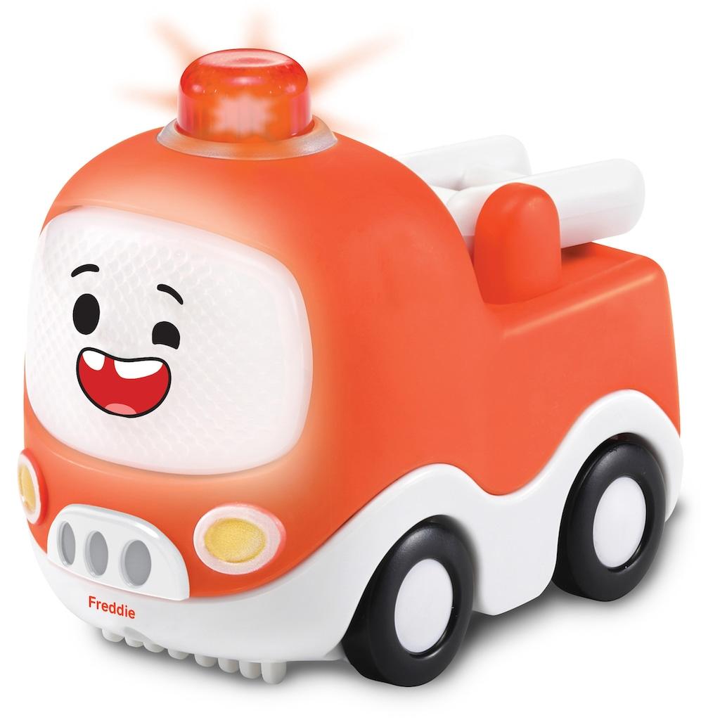 Vtech® Spielzeug-Hubschrauber »Tut Tut Cory Flitzer - Freddie Feuerwehr«, mit Licht und Sound