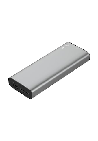 XLAYER Zusatzakku »Powerbank PLUS MacBook Space Grey 20100mAh (45W) S« kaufen