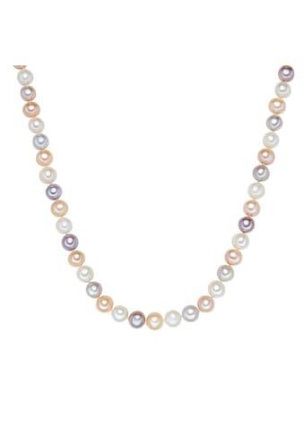 Valero Pearls Perlenkette »X122«, (1 tlg.), aus Süßwasser-Zuchtperlen kaufen