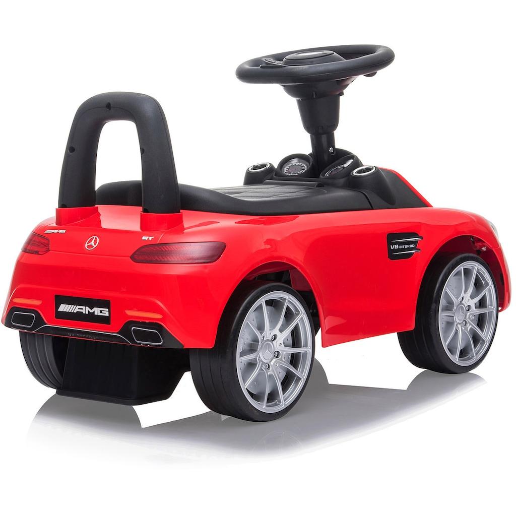 Jamara Rutscherauto »Mercedes-Benz AMT GT, rot«, mit Sound