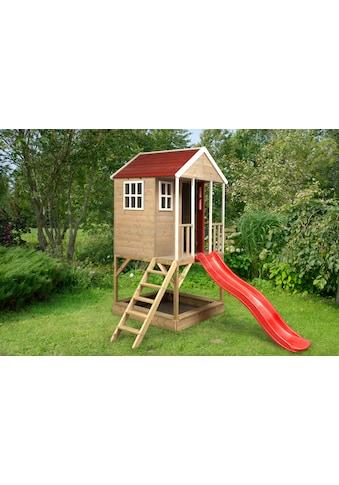 Wendi Toys Spielturm »Wendi Toys Frosch«, BxTxH: 197x290x242 cm kaufen