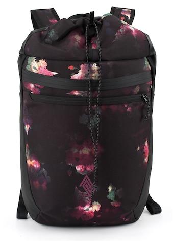NITRO Freizeitrucksack »Fuse, Black Rose«, mit Laptopfach kaufen