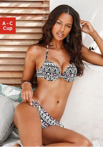 LASCANA Push - Up - Bikini - Top »Belize« kaufen